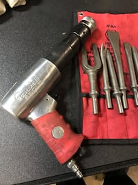 Matco Air Hammer w/ 6 attachments  Silver Spring, 20902
