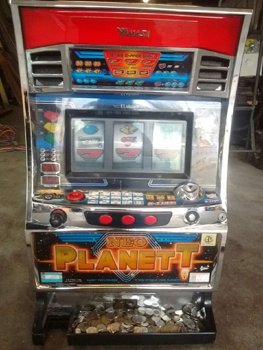 neo planet slot machine