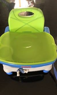 Booster chair for eating  Cambridge, N1T 0A8