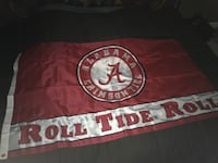Alabama Roll Tide Flag/Banner Holly Springs, 30115