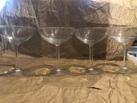 Champagne saucer/coupe glasses Crofton, 21114
