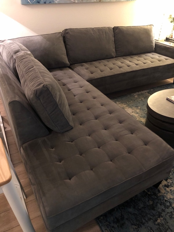 Peachy Z Gallerie Vapor Daybed Sectional Ibusinesslaw Wood Chair Design Ideas Ibusinesslaworg
