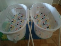 Two fisher price bassinet for sale. $40 each Toronto