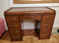 Vintage writing desk, 1930s Washington, 20008