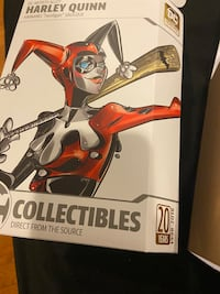 Harley Quinn collectibles