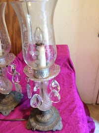 Crystal lamps New Orleans, 70116