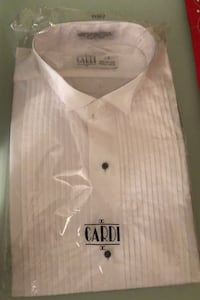 10 Tuxedo shirts, all for $ 150.  New York, 11354