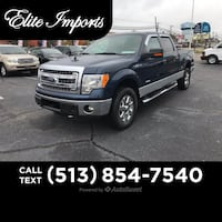 2013 Ford F-150 XLT West Chester Township, 45241