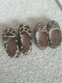 Two baby 12 To 18 month hand mad shoes Bailey's Crossroads, 22041