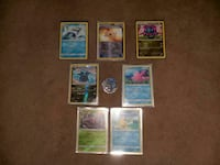 7 Card Deal (Sleeve) w/ Chespin Coin