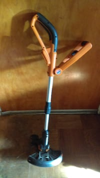 Worx 24 volt weed wacker used one month moving must sell Dayton