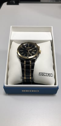 Almost Like New SEIKO Kinetic Watch , 22102