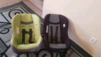 black and green car seat carrier Calgary, T1Y 5V1