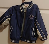 Canucks Jacket for Toddlers size 2 yrs Abbotsford