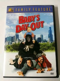Baby's Day Out dvd Baltimore