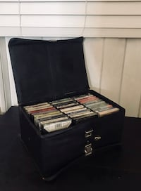 Cassette collection with dbl sides case Las Vegas