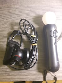 Playstation 3 move kol,Camera