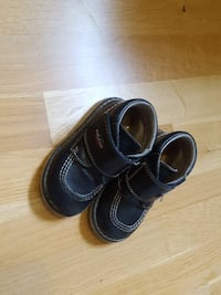 Leather shoes size 22