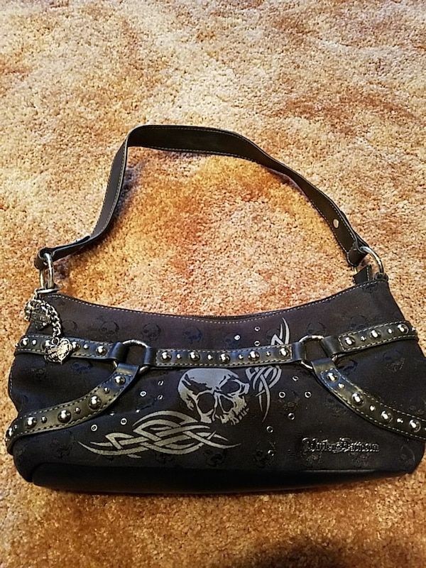 2b12fe9a223 Used Harley Davidson purse. Like new condition. for sale in Parshall - letgo
