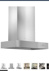 ZLINE 30 in. 900 CFM Wall Mount Range Hood in Stainless Steel Toronto, M3K 1H5