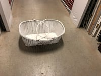 white and black pet cage Chesterfield, 23832