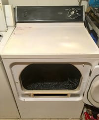 Hotpoint large capacity 8 cycle dryer