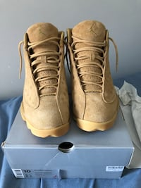 JORDAN 13 WHEAT WORN ONCE VNDS Brampton, L6R 1W9