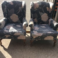 Beautiful and great conditions sofa  armchairs  Toronto, M2R 2A3