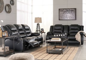 Brand New Reclining Set! 40 down! Same day delivery!