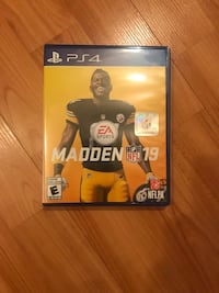 Madden 19 PS4  Châteauguay, J6J