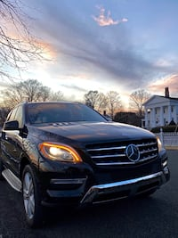 2013 Mercedes-Benz M-Class ML350 4MATIC® Southport