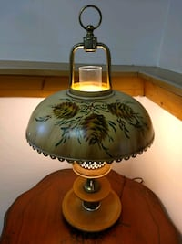 """Lamp ( 21"""" tall ) in excellent condition Gloucester County, 08051"""