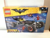 Lego Batman Movie Batmobile #70905 Markham