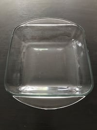 Square glass baking dish Guelph