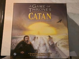 Game if thrones catan $40 spruce grove if u come tonight