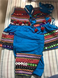 Traditional dress upto 5 years Brampton, L6P