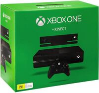 NEW Xbox One + Kinect Vaughan