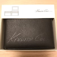 Kenneth Cole Leather Wallet (Brand New with tags) 9 mi