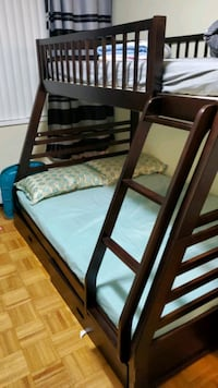 bunk bed. double single