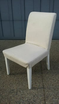 FABRIC DINING CHAIR!!