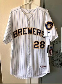 Milwaukee Brewers Authentic Jersey  Regina, S4S 6W4