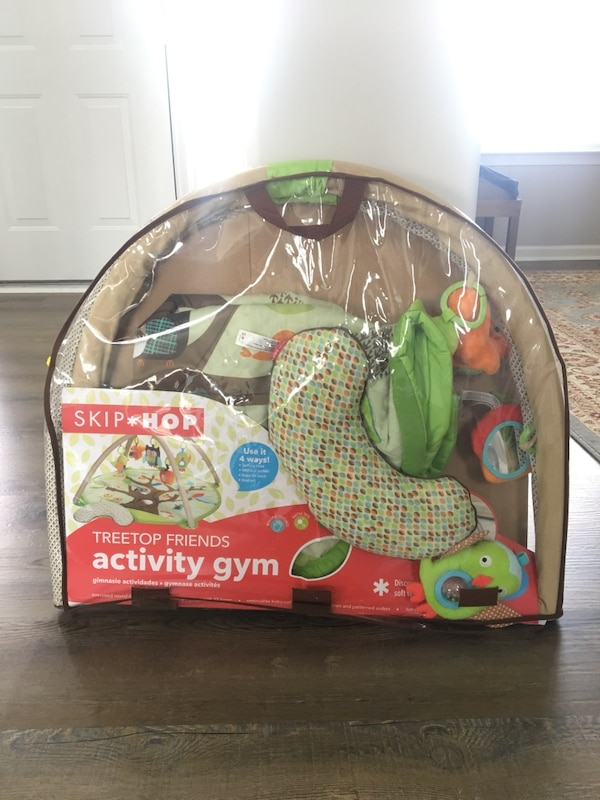 Skip hop activity gym cd5c7978-a58c-4595-9f4c-65d66d736694