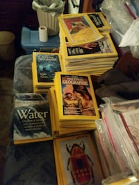 National geographic from 1963 to 2017 few opened Brooksville, 34601