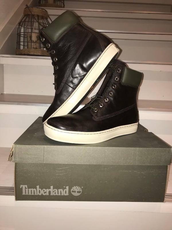 Brukt Timberland Earthkeepers Newmarket 2.0 Cup Bark Oiled