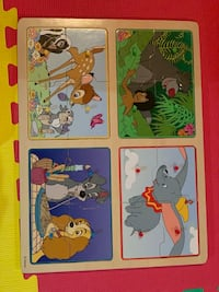 Lot of Toddler Puzzles!