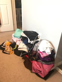 Bag of women's clothes... misc pieces all sizes XS, S and some Medium. Whitby, L1R 0A2