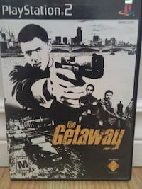 Ps 2 game (the getaway) Toronto, M1K 3V1