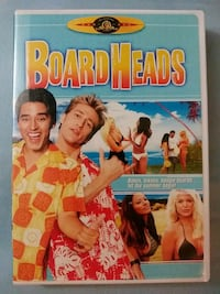 Board Heads dvd