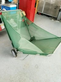 Leaf collection cart Huntingtown, 20639