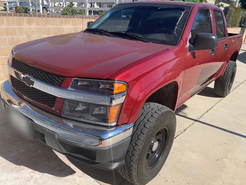Chevrolet - Colorado - 2006 0